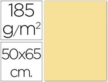 Cartulina guarro -50x65 cm -185 gr