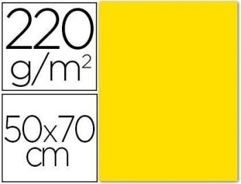Cartulina lisa/rugosa 2 texturas 50x70 cm 220g/m2