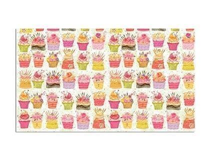 Papel regalo arguval turnowsky 50x70 cm cakes