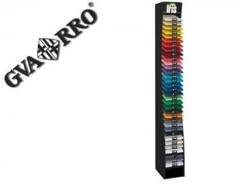 """""""Cartulina guarro din a4 185 gr contenido  """"""""c """""""" 100 hojas x 12 colores"""""""