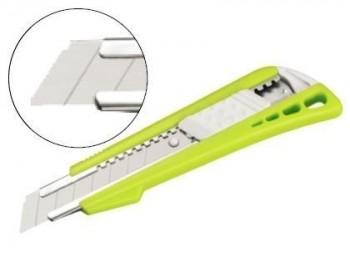 Cuter q-connect cuchilla ancha de ceramica en blister