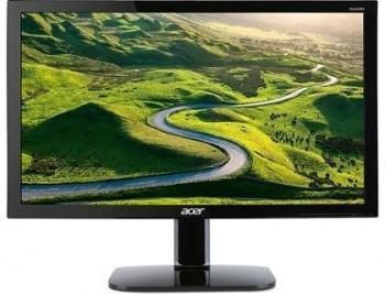 """Monitor acer ka240hbid 24 """" tft led full hd 1920x1080 5ms 16:9 hdmi dvi vga color negro"""