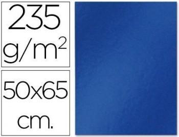 Cartulina liderpapel 50x65 cm 235g/m2 metalizada