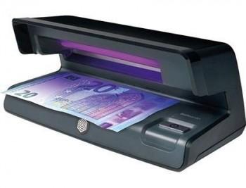 Detector de billetes falsos safescan 50 detector ultrvioleta