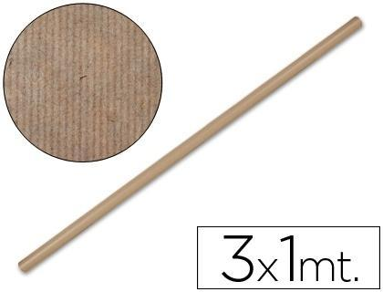 Papel kraft liderpapel marron -rollo 3x1 mt