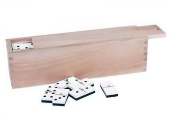 Domino master profesional 9/9 -caja madera