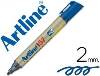 Rotulador artline pizarra ek-157 punta redonda 2 mm VARIOS COLORES