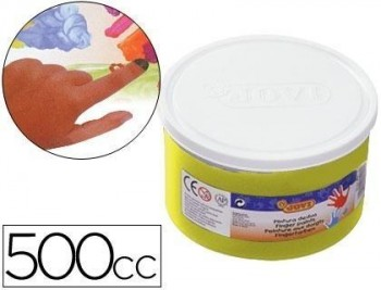 Pintura a dedos jovi 500 cc