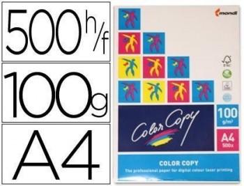 Papel fotocopiadora color copy satinado din A4