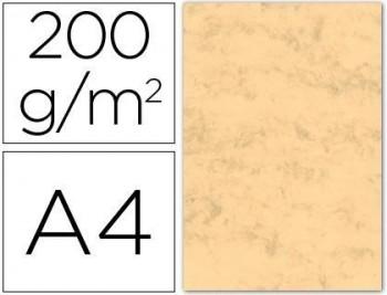 Cartulina marmoleada din a4 200 gr. paquete de 100 h