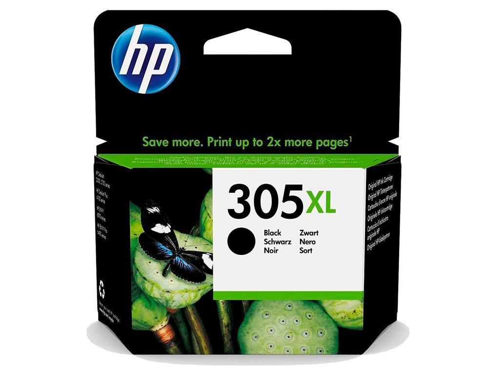 HP 305XL NEGRO 3YM62AE