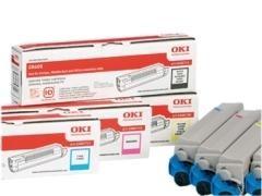 Oki Cinturón de arrastre, papel series C31/C32/C51/C52/C53/C54/C5250/C5450/C5510MFP/C5540MFP 4215871