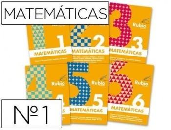 Cuaderno rubio matematicas evolucion