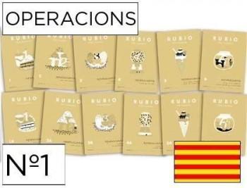 Cuaderno rubio operacions catalan