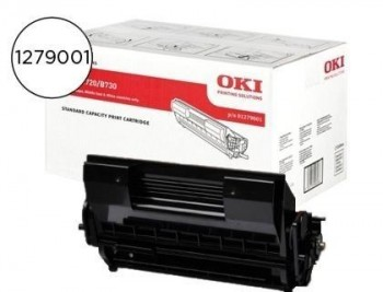 Unidad de imagen oki b710 b720 b730 toner + tambor 15000 pag