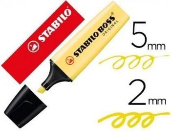 Rotulador stabilo boss pastel fluorescente 70 VARIOS COLORES PASTELES