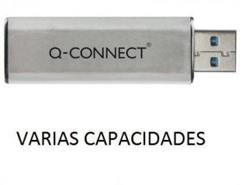 Memoria USB Q-connect flash VARIAS CAPACIDADES