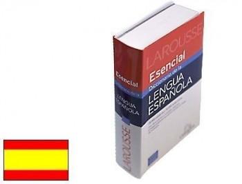 Diccionario larousse esencial español